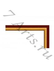 Деревянный кант 0007-IG-010