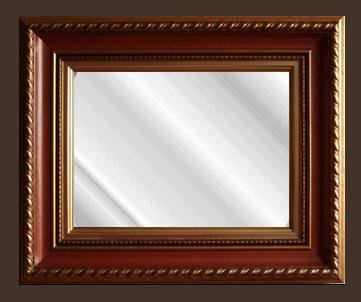 оформление зеркал